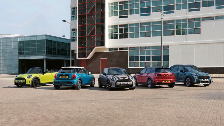 MINI Hatch Range