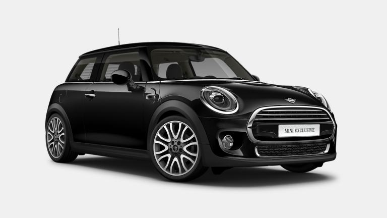 MINI 3-door Hatch Exclusive Style