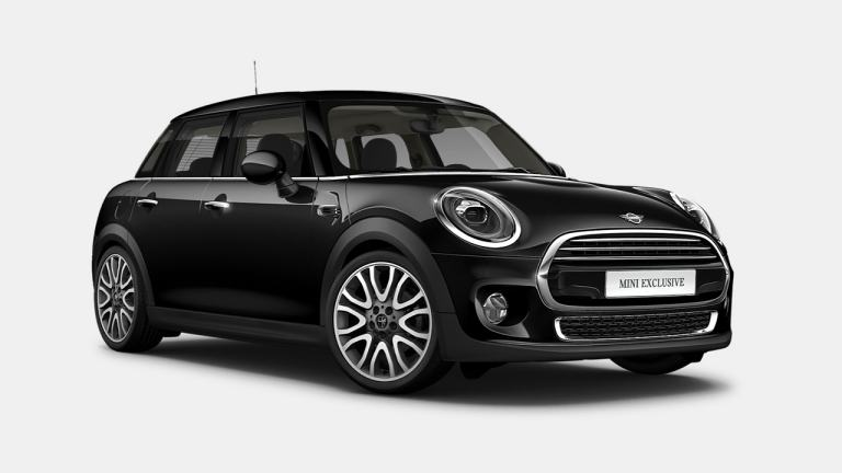 MINI 5-door Hatch Exclusive Style