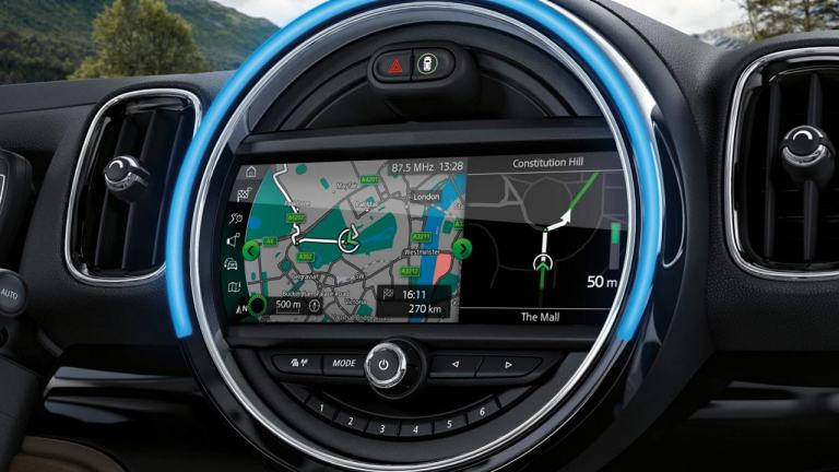 MINI Navigation Plus Pack