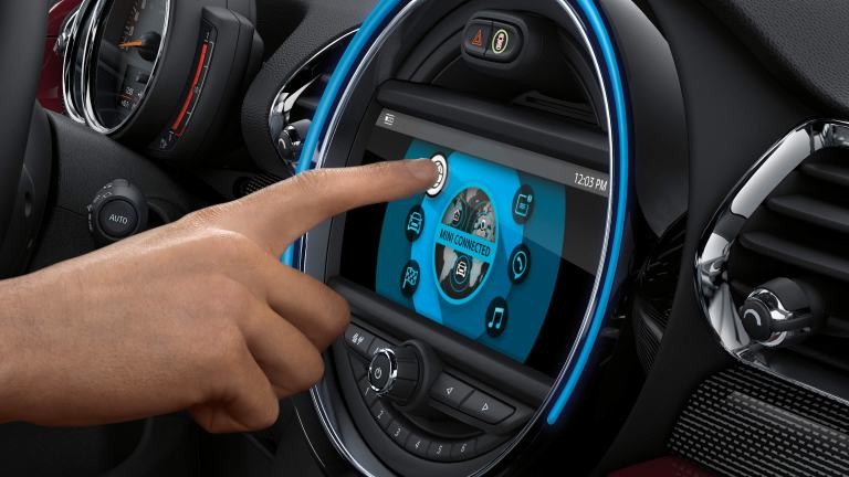 Touchscreen navigation
