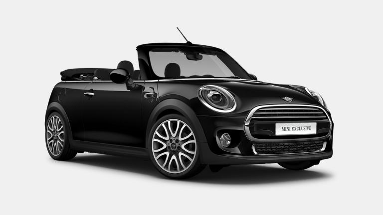 MINI Convertible Exclusive Style