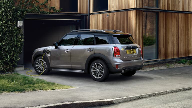 MINI Lower Emission Car