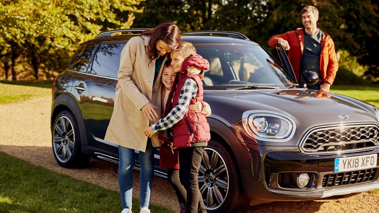 MINI Countryman English Heritage