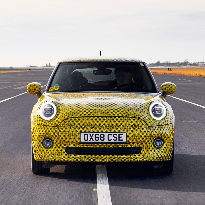 MINI Electric Reviews