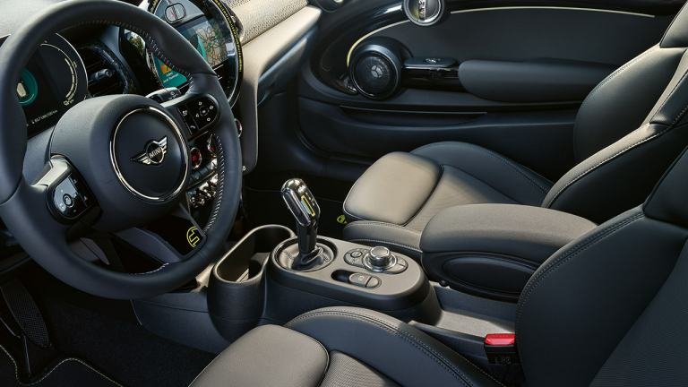 MINI Electric charging