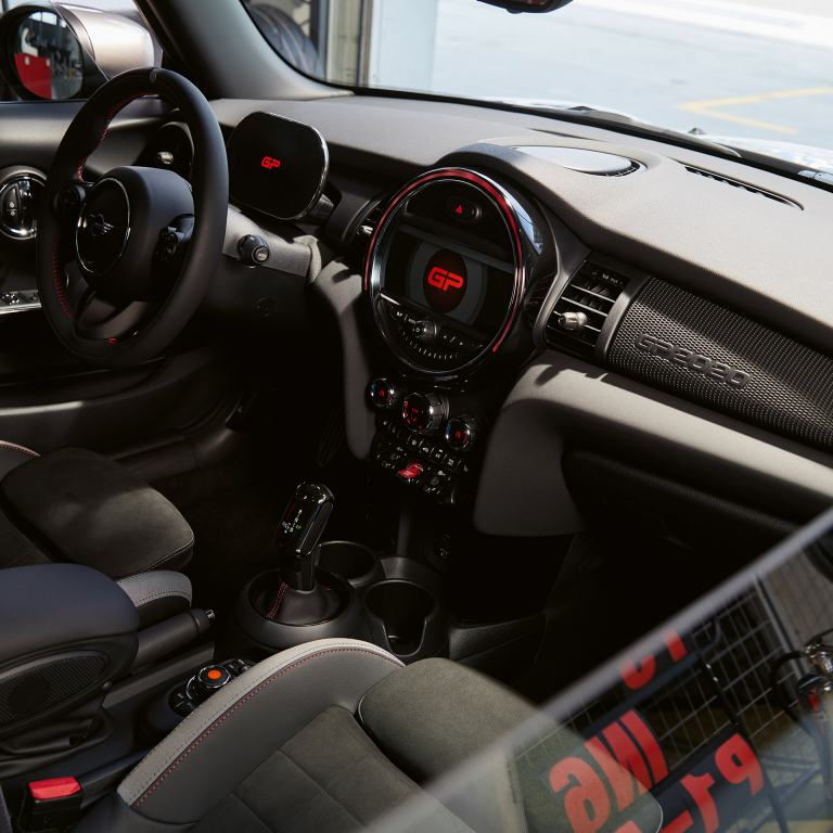 MINI JOhn Cooper Works GP - interior - 360° view